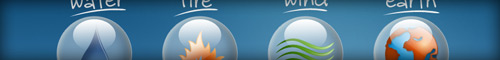 4Elements - Fedora Theme