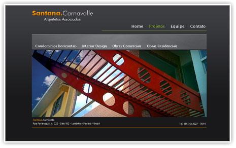 Santana.Carnavalle - Arquitetos Associados